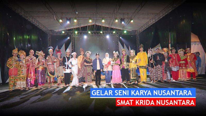 Gebyar Seni Krida Nusantara