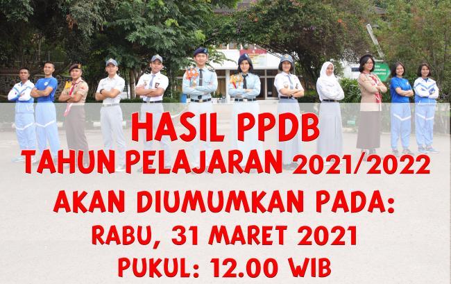 Pengumuman PPDB